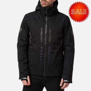 Rossignol Men's Aile Ski Jacket - Medium - Black