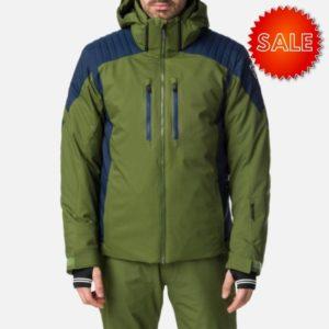 Rossignol Men's Ski Jacket - Size Medium - Green