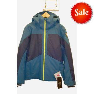Rossignol Men's Stade Ski Jacket - Blue - M