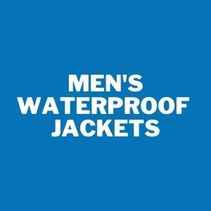Men's Waterproof Jackets