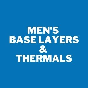mens base layers and thermals