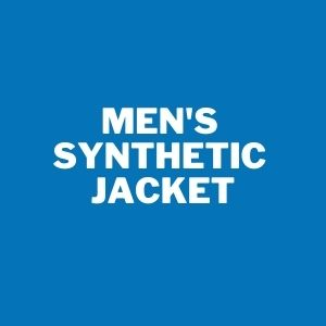 Men's Synthetic Jacket