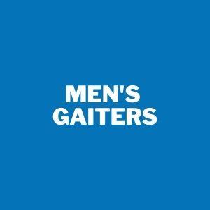 men's gaiters