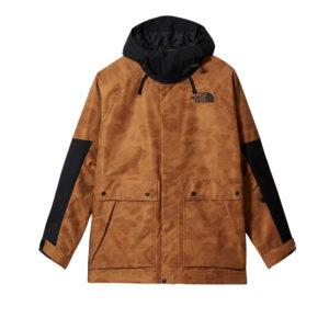 The North Face Men's Balfron Snow Sports Jacket (Camo/TNF Black)