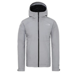The North Face Men's Millerton WP Insulated Jacket (Mid Grey Heather)