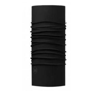 Buff Original Neckwarmer Face Cover (Solid Black)