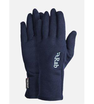Rab Men's Power Stretch Pro Gloves (Deep Ink)