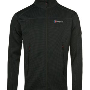 Berghaus Men's Pravitale 2.0 Fleece Jacket (Dark Grey/Black)