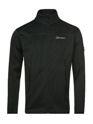 Berghaus Men's Pravitale 2.0 Fleece Jacket (Dark Grey/Black)