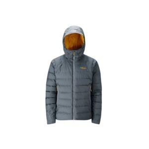 Rab Men's Valiance Waterproof Down Jacket (Steel)