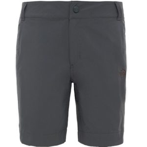 The North Face Women's Exploration Shorts (Asphalt Grey)