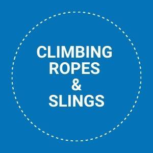 Climbing Ropes & Slings