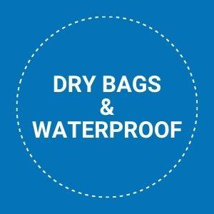 dry bags & waterproof