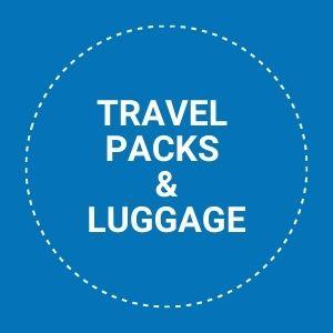 travel packs & luggage