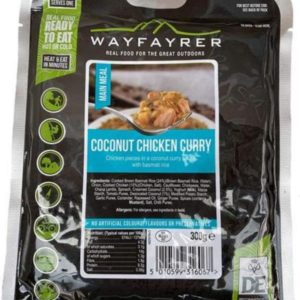 Wayfayrer Coconut Chicken Curry