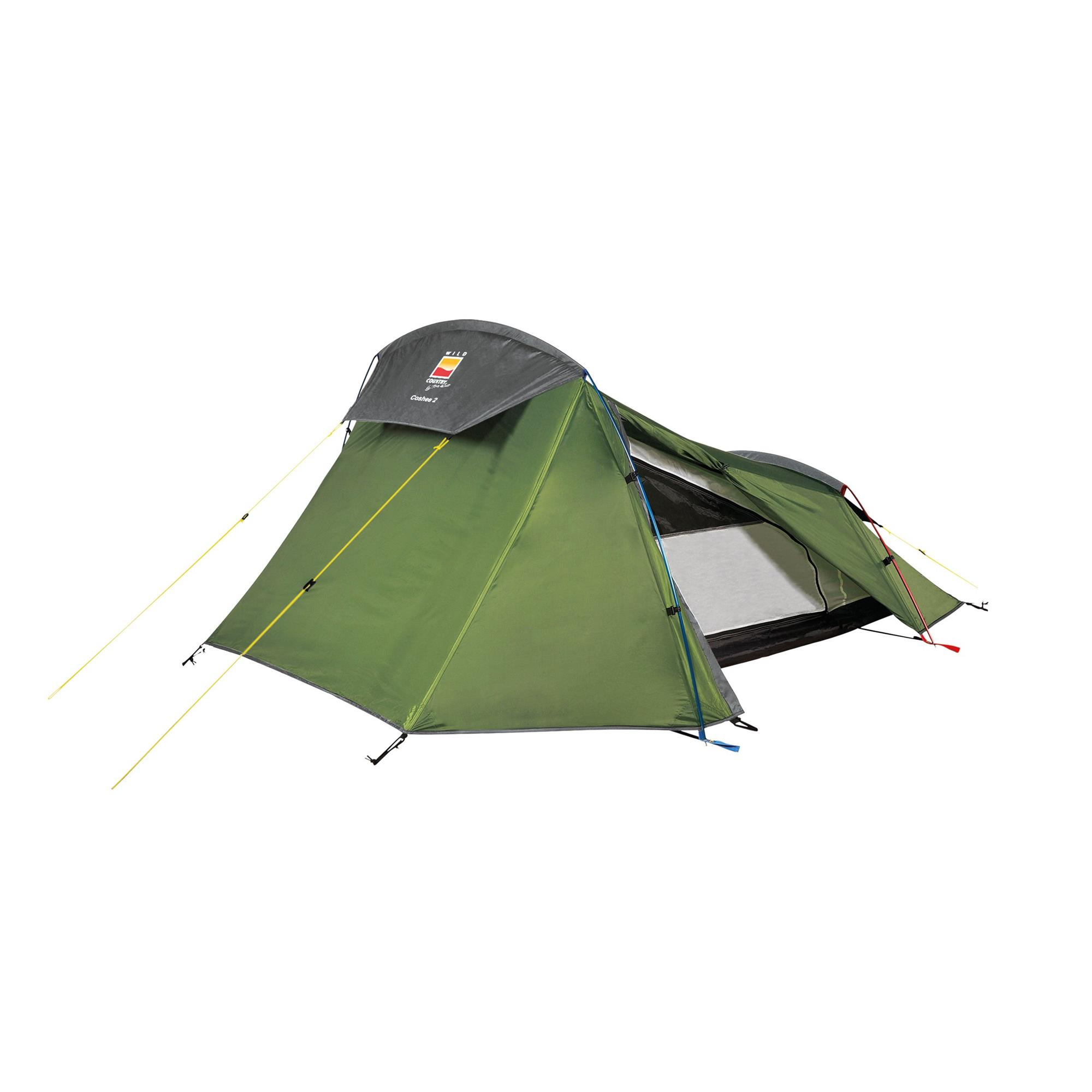 Wild Country Coshee 2 V2 Tent - 2 Person Tent - Summits