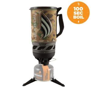 Jetboil Flash 1 Litre Personal Carbon Cook System (Camo)
