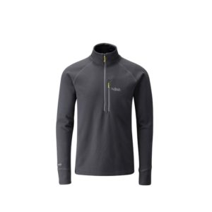 Rab Men's Power Stretch Pro Pull-On (Beluga)