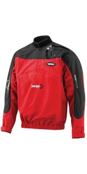 Yak Quest Waterproof Cag (red)