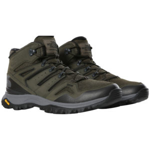 The North Face Men's Hedgehog Mid Futurelight™ Walking Boot(New Taupe Green/TNF Black)