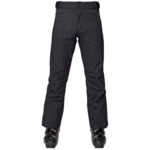 Rossignol Mens Powder Ski Pants - Size L - (BLACK)