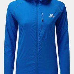 Mountain Equipment Women's Switch Pro Hooded Jacket - Lapis Blue