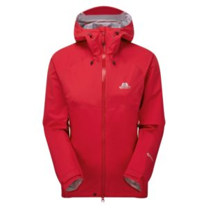 Mountain Equipment Odyssey Women's Drilite Jacket (Imperial Red) - Size 8