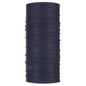 Buff Coolnet UV+ Neckwarmer Face Cover (Solid Night Blue)