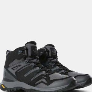 The North Face Men's Hedgehog Mid Futurelight™ Walking Boot(TNF Black/Zinc Grey)