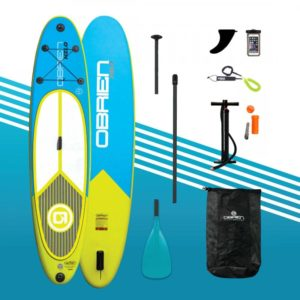 O'Brien Hilo ISUP Board - 10ft 6in - Paddle Board Package