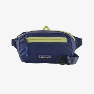 Patagonia Ultralight Black Hole® Mini Hip Pack 1L (Current Blue)