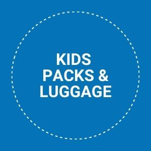 kids packs and luggage
