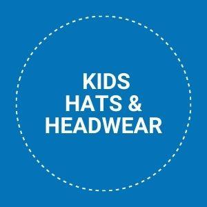 Kids Hats & Headwear