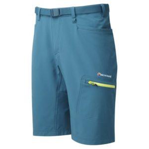 Montane Dyno Stretch Shorts - Zanskar Blue