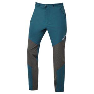 Montane Men's Alpine Edge Pants (Narwhal Blue)