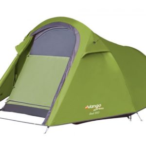 Vango Soul 300 Tent - 3 Person Tunnel Tent