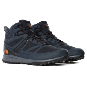 The North Face Men's Litewave WP Hiking Mid Boots (Urban Navy)