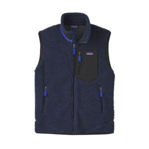 Patagnonia Men's Classic Retro-X® Fleece Vest (New Navy)