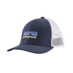 Patagonia Kids' Trucker Hat (Navy Blue)