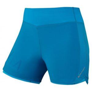 Montane Women's Katla Twin Skin Shorts - Cerulean Blue