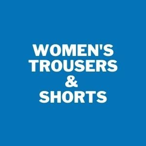womens trousers and shorts