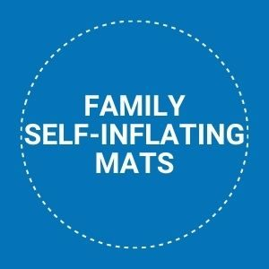 Family Self-Inflating Mats