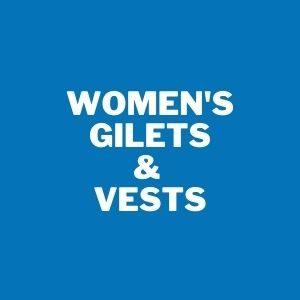 womens gilets and vests