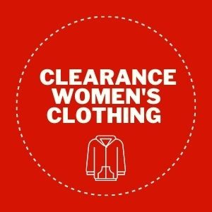 Clearance Women's Clothing