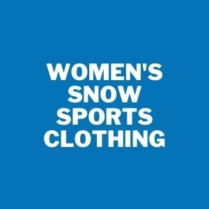 womens snow sports clothing